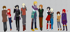 Height differences. by TerminusLucis