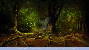 Forest Premade by Wesley-Souza