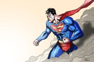 superman by mikemaluk by gendosplace