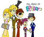 ..: Five Nights At Freddy's .:. by Rise-Of-Majora