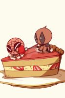 Spideypool102 by LKiKAi