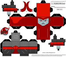 Cubee - Venger '1of2' by CyberDrone