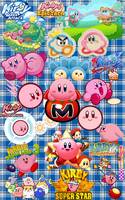 Kirby Collage - 1997 to 2011 by AmbrosianSummers