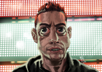 Elliot - Mr Robot by Gigabeto