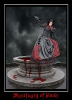 Sanctuary of blood by AnnFrost