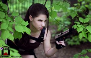 Tomb Raider:Underworld- nature by Anastasya01