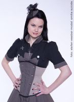 Military Corset by vonMauz