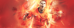 Huntelaar Jann Klass by SOCCERFANTASYARTV3