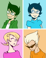 Alpha Kids by SybLaTortue