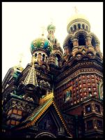 Church of Spilled Blood IV by mywintersong
