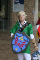 Link - costume close up by Miss-Chibi