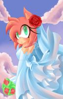 Amy the bride by ZantChan