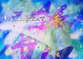 Coldplay - Chris Martin by SophieGraceArt