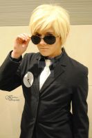 Dave Strider - Aces Suit by simple-minded-saul