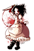 Alice Madness Returns - Hysteria by YukiPyro