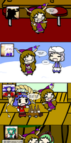 Another one of those Touhou Lifes. by KentuckyFriedChen