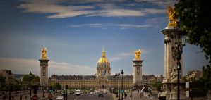 Hotel de Invalides, Paris by noelholland
