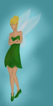Tinkerbell by Bipee