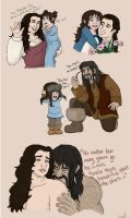 Hobbit OC: Kelda, Bofur, and Bofana Piece 2 by TheLastUnicorn1985