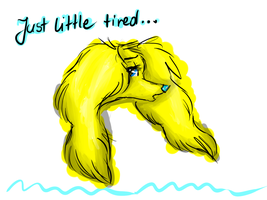 Tired... by Pixel-Candy