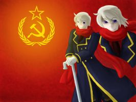 The Great Soviet Russia by Ask-Soviet-Russia