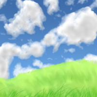 Grassy Plains by rabid-donkey