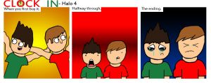Halo 4 by clockincomics