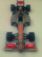Lego McLaren MP4 25 by Galbatore