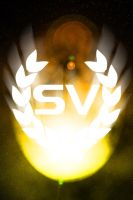 SV iPhone 4 Wall stars by Smyf