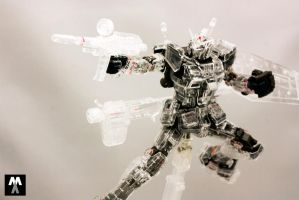 MG RX-78-2 ver 3.0 Mechanical Clear 2 by deadlyzulwarn