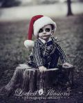 Baby jack skellington by AtomicStitches