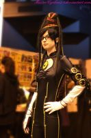 Bayonetta at Cardiff Con March 1st 2014 by MasterCyclonis1