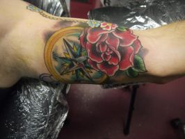 Rose and Compass. by mxw8