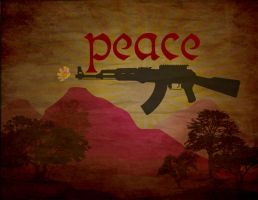 peace by bloodwrack
