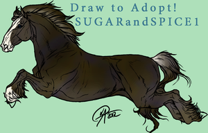 Draw To Adopt 4- CLOSED by SUGARandSPICE1