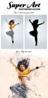 Super Art - Photoshop Action by AndreMaik