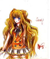 Pencil color : SeeU by chalollita