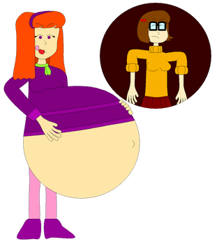 Daphne ate Velma by Angry-Signs