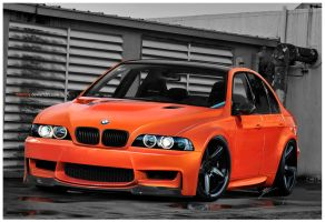 BMW E39 M5 by TKtuning