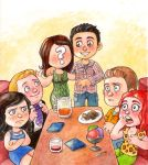 How I met your mother by Gigei