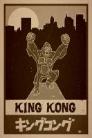 Kong for Nick by Hartter