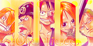 One Piece by aanaru