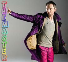 John Simm - The Master by keylimegreen7