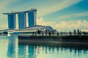 Marina Bay Sands by n-a-k-s