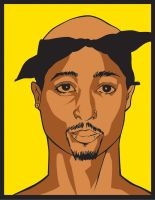 Tupac by Wescoast