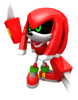 NEW Classic Metal Knuckles Render by NIBROCrock