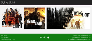 Dying Light - Icon by Crussong
