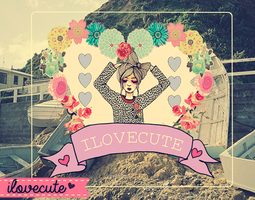 ID Vintage PSD by IloveCute1220