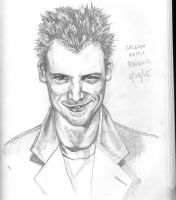 callum keith rennie by awokmon