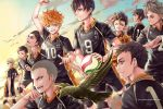 Haikyuu!! by Cindiq